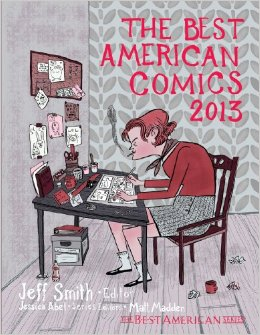 The Best American Comics 2013