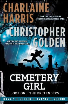 Cemetery Girl Book One: The Pretenders