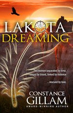 Lakota Dreaming by Connie Gillam