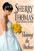 Claiming The Duchess by Sherry Thomas