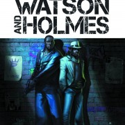 Watson And Holmes by Karl Bollers and Rick Leonardi