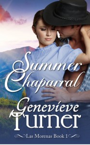Summer Chaparral  by Genevieve Turner