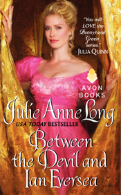 Between The Devil And Ian Eversea by Julie Anne Long